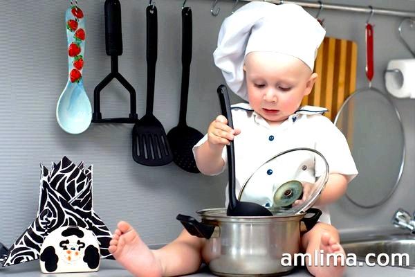 Дієта для годуючих мам: варимо супи