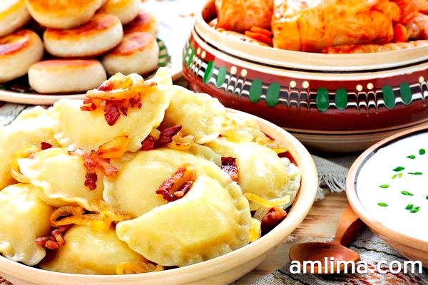 Готуємо смачні вареники з картоплею та грибами - 5 секретів ідеального блюда!