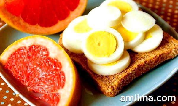 Яєчна дієта для схуднення на 2 тижні: докладний меню