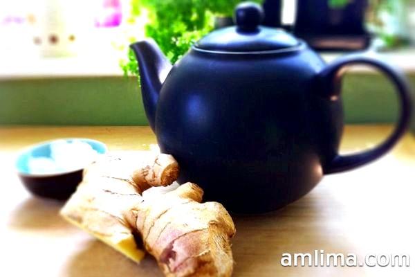 Як приготувати імбирний чай для схуднення? 3 простих рецепта