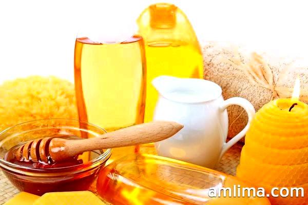 Мед для обгортання в домашніх умовах