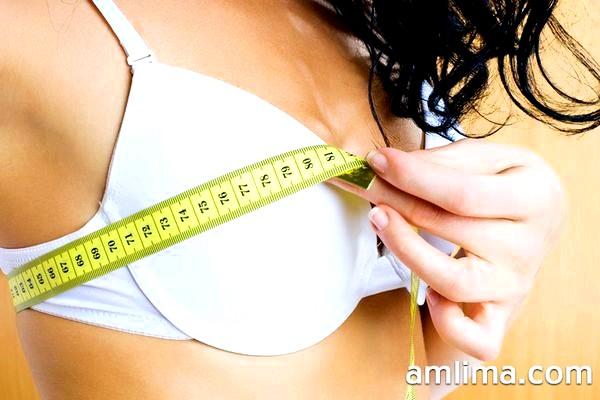 Збільшення грудних залоз без операції - 6 корисних рекомендацій