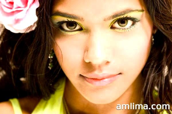 Індійський макіяж