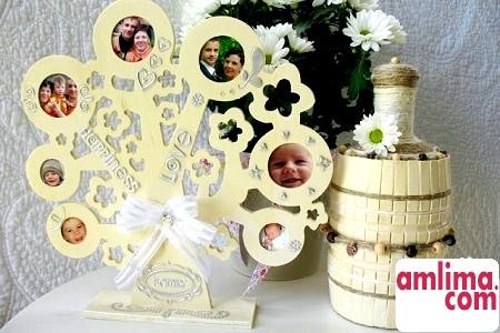 подарунки на дерев`яну весілля