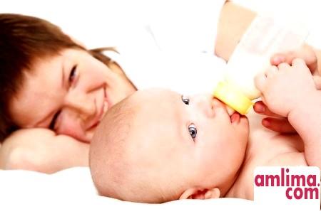 алергія на молоко у дитини
