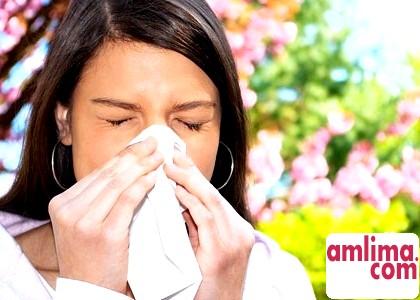 Сезонна алергія. Поліноз - лікування і симптоми