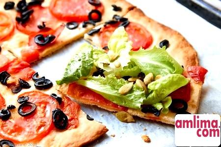 Апетитна піца: рецепт-асорті