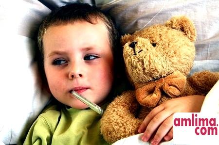 Нешкідливі жарознижуючі засоби для дітей