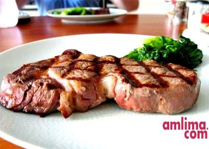 Біфштекс - рецепт смачної страви з м'яса