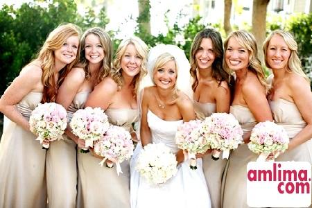 Весільні аксесуари та прикраси для нареченої