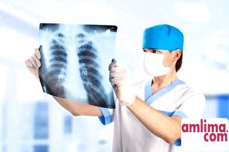 біль у грудях в дихальних шляхах