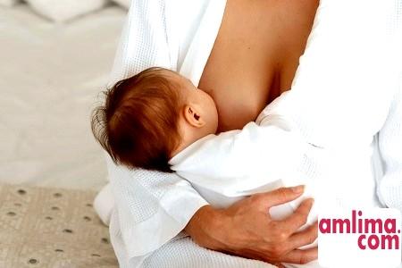 Болі в грудях при годуванні малюка