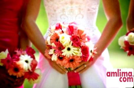 Ідеальне весілля: як правильно скласти весільний букет?