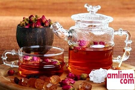 Чай каркаде: користь і шкода для організму