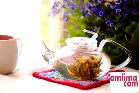 Чайник може прикрасити кухню!