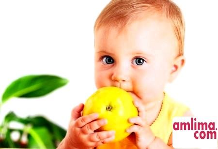 Чим нагодувати дворічного малюка
