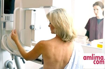 у мамолога
