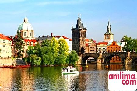 Чеські пам'ятки: Прага для туристів