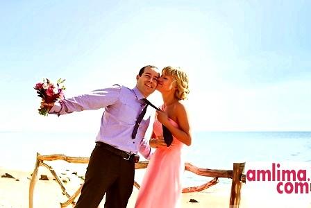рожеве весілля або 10 років спільного життя