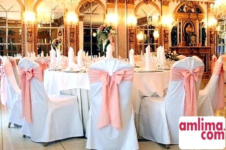 торжество рожевого весілля