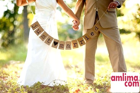 дерев`яне весілля