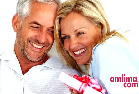 подарунки подружжя один одному