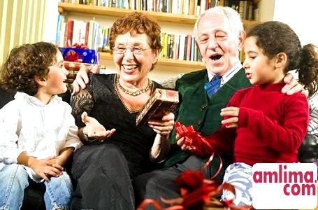 подарунки від родини і близьких