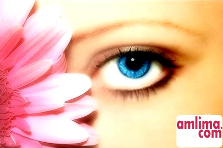 контактні лінзи кольорові