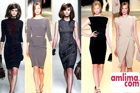 Ділові сукні - основа гардеробу бізнес-леді