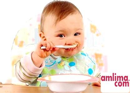 Дитячі молочні суміші