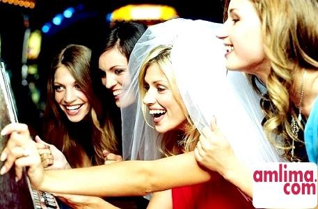 Дівич-вечір перед весіллям у нетрадиційному стилі