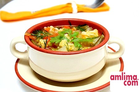 Дієта на овочевому супі: нешкідливо і ефективно!