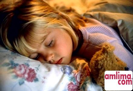 Тривалої сон корисний дитячому здоров'ю