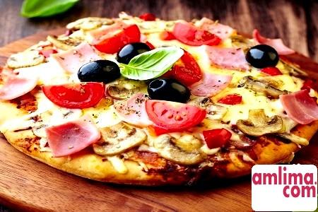 Домашня піца: швидко, смачно і недорого