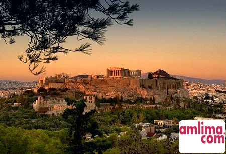 Визначні Пам'ятки Афін