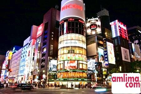 Пам'ятки японської столиці