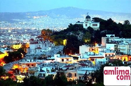 Фантастично красиві грецькі місця