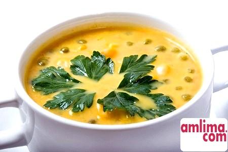 Гороховий суп. 8 смачних рецептів