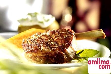 просте блюдо зі свинини
