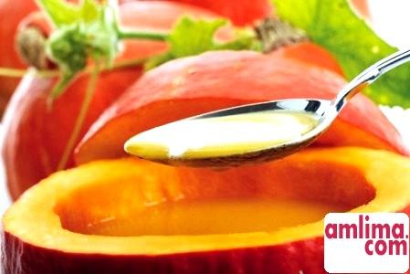 Страви з гарбуза - джерело вітамінів