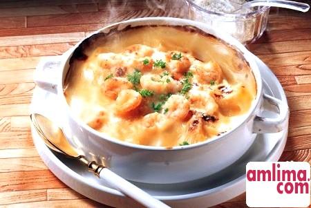 Готуємо суп з морепродуктів. Нові рецепти від кулінарних майстрів