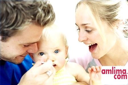 Готуємо смачний і корисний омлет для однорічного малюка