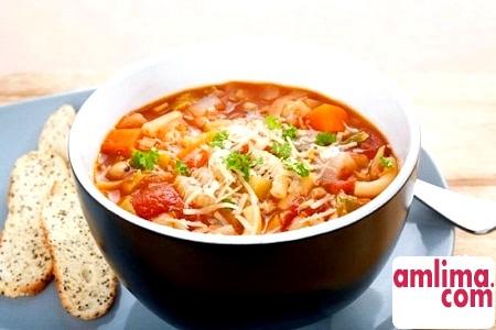 Густі супи для зимового обіду