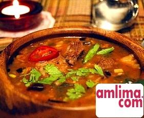 суп харчо з яловичини