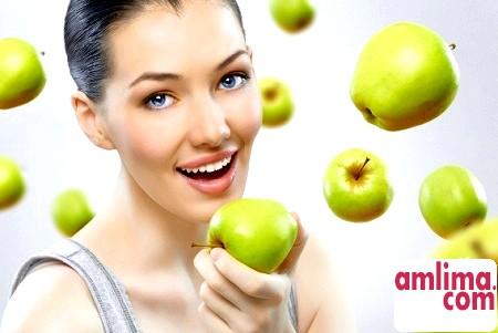 Худнемо швидко: яблучна дієта