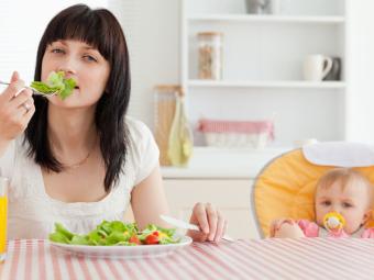 Фото - ефективне схуднення після пологів