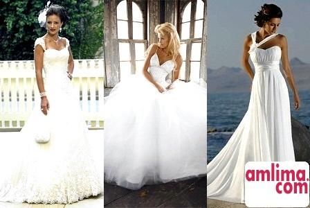 Весільна мода 2015 року