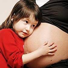 Ідеальний час для появи другої дитини