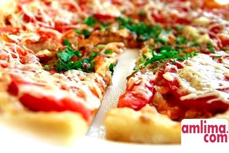 Ідеальний рецепт смачної піци