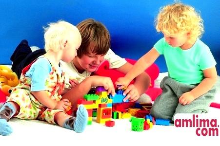 Іграшки для дитини до 3 років